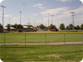 Park Fencing, Ball Field Fencing