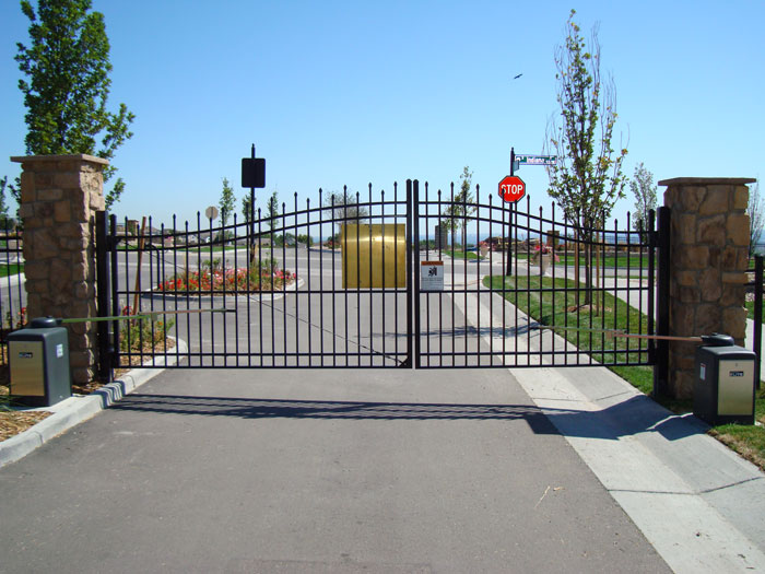 Colorado Entry Systems And Custom Gate Installation