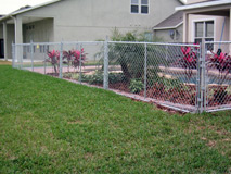San Diego Country Temporary Fence - California